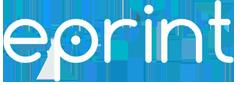 Tiskara Eprint logo